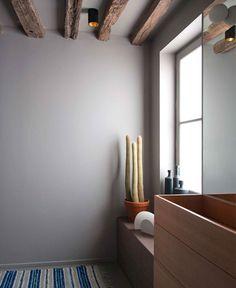 Stylish Duplex Apartment in Paris by RMGB