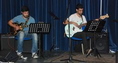 Recital de Carlos Miguel Mac-Mahon Fartaria Moreira. (Fotografia de Ruben Moreira Rodrigues, 2014)
