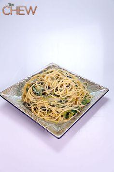 Rachael Ray's Caesar Spaghetti #TheChew