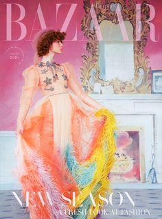 #Harper'sBazaarUK Harper's Bazaar UK is the UK version of Harper's Bazaar.