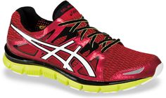 GEL-Blur33™ 2.0 @ ASICSAmerica.  I currently have these, but not in these cool colors.