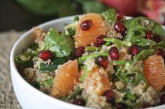 quinoa melograno