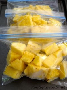 Excellent Snap Shots How to Freeze Pineapple Ideas The single most critical challenges with the cooking can be food storage devices methods. Freezing Vegetables, Freezing Fruit, Frozen Vegetables, Freezing Pineapple, Dinner Vegetables, Canning Vegetables, Healthy Vegetables, Roasted Vegetables, Frozen Pineapple