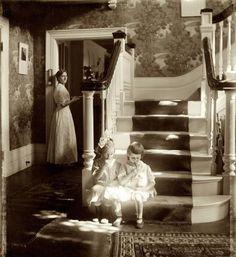 """Lollipops"" 1910 photo"