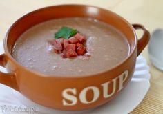 Creme de Feijão com Batata e Agradecimento ~ PANELATERAPIA - Blog de Culinária…