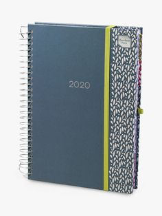 I have this one with the matching cover as my Home planner for 2020. Very smart looking. Loving the detachable shopping lists! Can't wait to set it up. (Boxclever Press 16 Month 2020 Life Book Diary.)