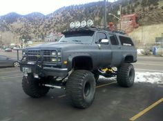 Chevy Trucks lifted Ideas For You Offroad Lifted Chevy Trucks, Gm Trucks, Cool Trucks, Pickup Trucks, Customised Trucks, Custom Trucks, Redneck Trucks, C10 Chevy Truck, Chevy 4x4