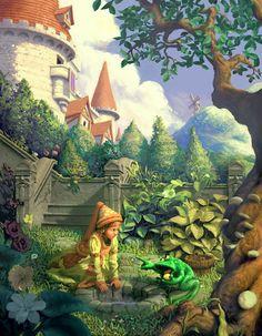 Fairy Tales on Behance