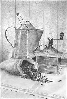 Diane Wright -  Morning Coffee