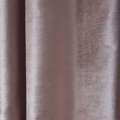 Cotton Luster Velvet Curtain - Dusty Blush 🔸Cotton Luster - good fabric choice for living room curtains ; heavier & textured for fall/ winter