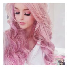 Pretty women #haircolor #hairstyle #fashion #style