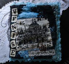 L'ATELIER BY NATH: Carnet textile