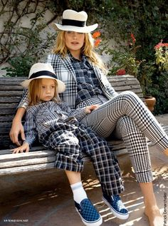 Kate Hudson and son, Ryder