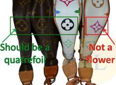 How to Spot a Fake Louis Vuitton Handbag?