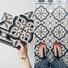 Carreaux de ciment Florentine Architecture & Design : Destia Design
