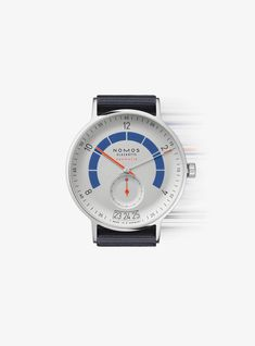b4af2ca27 Nomos Autobahn Is A More Understated Take On The Driver's Watch. Luxusné  Hodinky