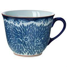 Ostindia Floris mug from Rörstrand by Caroline Slotte, Anna Lerinder