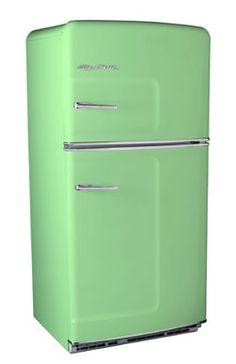 big chill vintage refrigerator