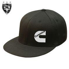 Cummins Diesel FlexFit Flatbill Hats Cummins Diesel Trucks, Dodge Cummins, Flat Bill Hats, Stylish Hats, Bag Clips, Caps For Women, Mens Caps, Hats For Men, Caps Hats