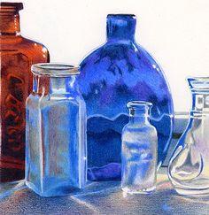 Feeling Blue by Kendra Ferreira