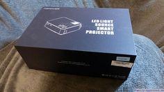 Kleiner LED Beamer für keine 100€ von DBPower