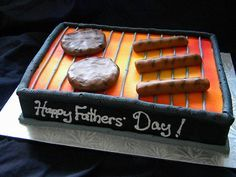 Fathers Day Cake, via Flickr.