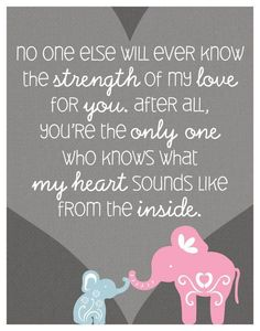 Love this for the nursery #motherhood #quotes