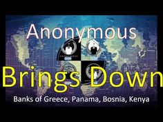 #Anonymous #OpIcarus Takes Down #Greek, #Panama, #Bosnia and Other #Banks