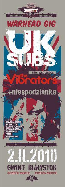 Uk Subs, Vibrators