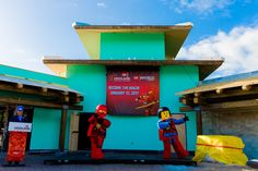 Become the ninja when LEGO® NINJAGO® World opens Jan. 12, 2017 at LEGOLAND® Florida Resort