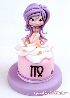 Virgo Cake Tutorial