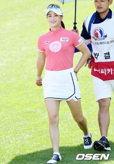 Caddy Girls, Women Athletes, Sporty Girls, Athletic Women, Sports Women, Seoul, Cheer Skirts, Sisters, Cards