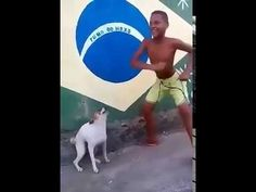 Dog Dancing with Boy is Hilarious: Work It