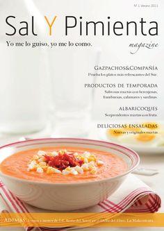 Revista de gastronomía: recetas, vinos, productos, hoteles, viajes, experiencias y más