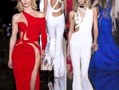 Pokaz Versace Haute Couture SS 2015