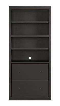 filing cabinet bookshelf combo | for the home | pinterest