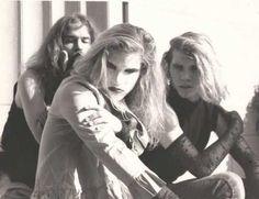 Malfunkshun's Andrew Wood & Regan Hagar #grunge #music