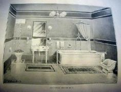 Vintage Plumbing Bathroom Antiques - Victorian Designs