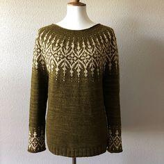 Ravelry: Gardengate pattern by Jennifer Steingass Sport Weight Yarn, Finger Weights, Stockinette, Wool Sweaters, Free Pattern, Knitting Patterns, Knit Crochet, Men Sweater, Ravelry