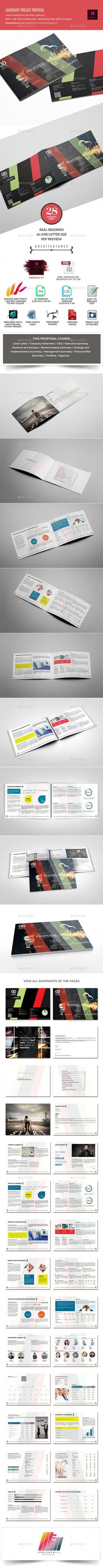 Multipurpose Portfolio Brochure On Behance  Graphic Design