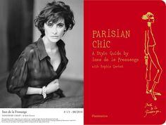 Ines de la Fressange.. Parisian Chic!!!♥