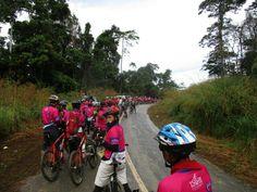 Re-grouping otw to Bintuni.west Papua