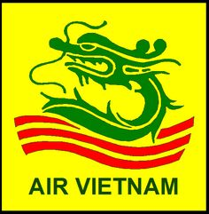 logo air vietnam of south vietnam Air Vietnam, South Vietnam, Vietnam Airlines, Air France, Past Life, Color Of Life, Kuala Lumpur, Manila, Historical Photos
