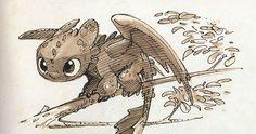 , skunkandburningtires: How to Train Your Dragon 2...