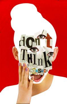 Content Art Print by markokoeppe Dada Collage, Collage Artwork, Collages, Magazine Collage, Magazine Art, Photography Collage, Montage Photography, Dada Art, Collage Portrait