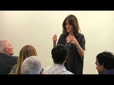 "This is a fabulous talk by Marrianne Williamson. I watched a month ago and I am still remembering things from it... she is brilliant.  Marianne Williamson: ""Creativity, Leadership, and Divine Compensation"", Talks at Google - YouTube"
