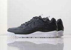 big sale 36b82 fdf64 Nike Air Wildwood Premium - Black - White - SneakerNews.com