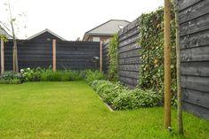 Outdoor Retreat, Outdoor Decor, Exterior Cladding, Backyard Fences, Fence Design, Back Gardens, Outdoor Structures, House, Future