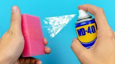 Homemade Cleaning Products, House Cleaning Tips, Cleaning Hacks, Wd 40, Home Crafts, Diy And Crafts, Birthday Room Decorations, Drying Room, Crochet Square Patterns