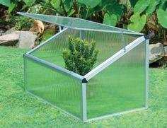 EarthCare Single Cold Frame Greenhouse Gardening Kit EarthCare Greenhouses http://www.amazon.com/dp/B0053DAWZM/ref=cm_sw_r_pi_dp_nQmnwb0ST9J7W